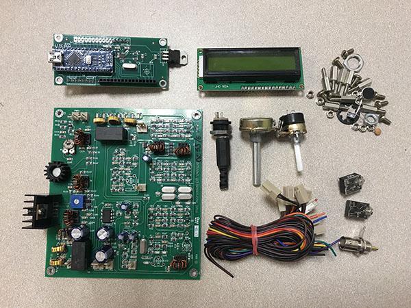 HF Signals BITX40 Parts